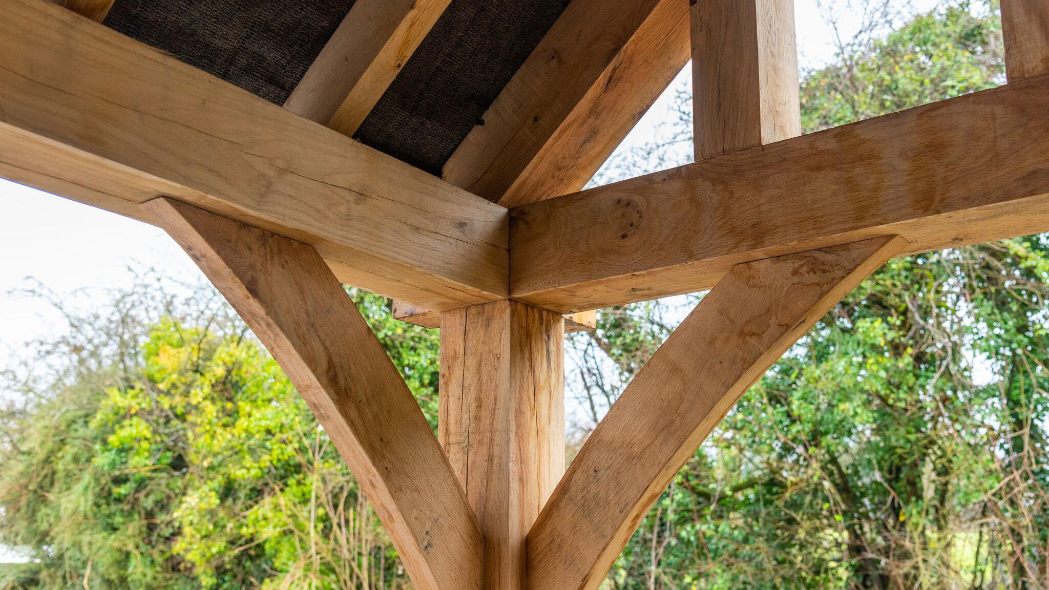 Period Oak Truss Restoration, Your 5 Step Guide